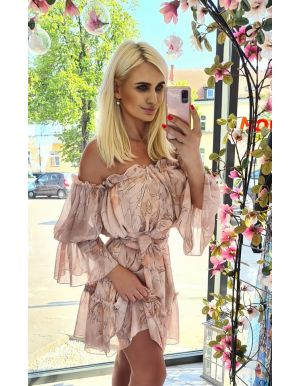 Sukienka FLOWERS - By o la la..!