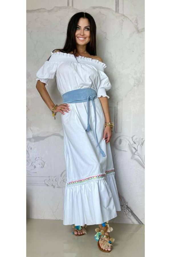 Sukienka MAXI Afrodyta - By o la la..!
