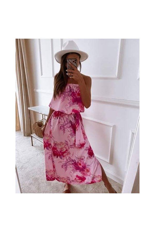 Sukienka MAXI Camellia