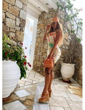 Sukienka Tropic Dress - Just Unique