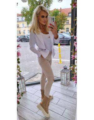 Spodnie dresowe ZIP - By o la la..!
