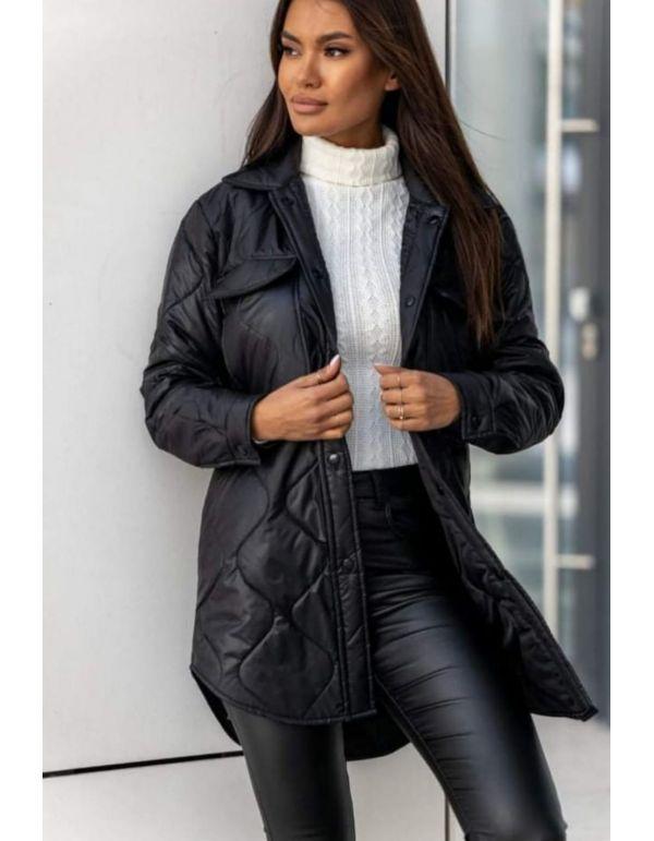 Pikowana kurtka EMMA